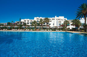 Tunisie-Tunis, Hôtel Hasdrubal Thalassa Port El Kantaoui 4*