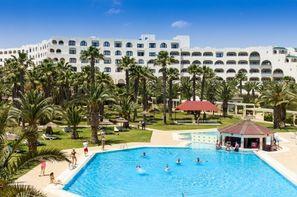 Tunisie-Tunis, Hôtel Holiday Village Manar 5*
