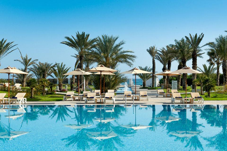 Hôtel Iberostar Royal El Mansour Hammamet Tunisie
