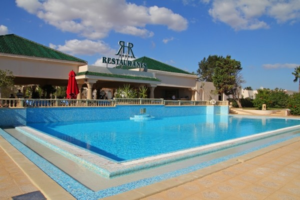 Piscine - Le Royal Hammamet Hôtel Le Royal Hammamet5* Tunis Tunisie