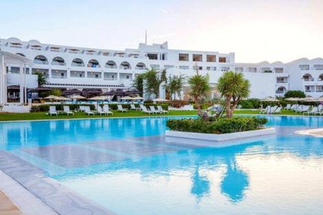 Tunisie-Tunis, Hôtel Le Sultan 4*