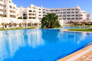 Tunisie-Tunis, Hôtel Lella Baya 4*
