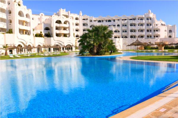 piscine - Lella Baya Hôtel Lella Baya4* Tunis Tunisie