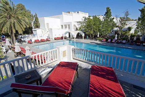 PISCINE - Les Orangers Beach Resort Hôtel Les Orangers Beach Resort4* Tunis Tunisie