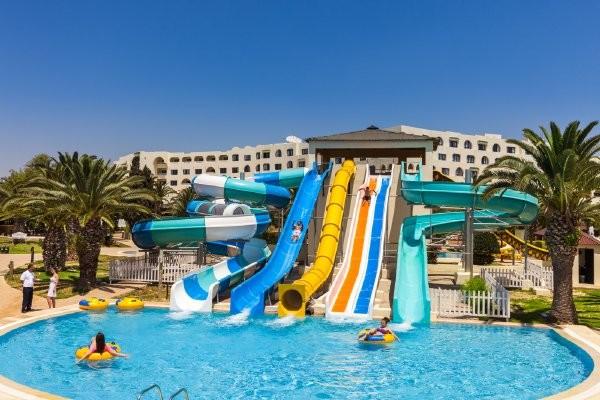 piscine - Magic Manar Hôtel Magic Manar5* Tunis Tunisie