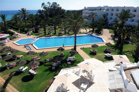 Tunisie-Tunis, Club Marmara Palm Beach Hammamet 4*