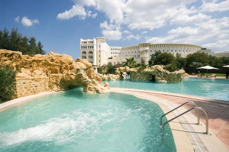 Hôtel Médina Solaria & Thalasso Hammamet Tunisie