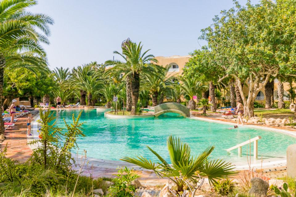 Hôtel Mediterranée Thalasso Golf Hammamet Tunisie