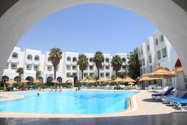 Piscine - Menara Hammamet Hotel Menara Hammamet3* Tunis Tunisie