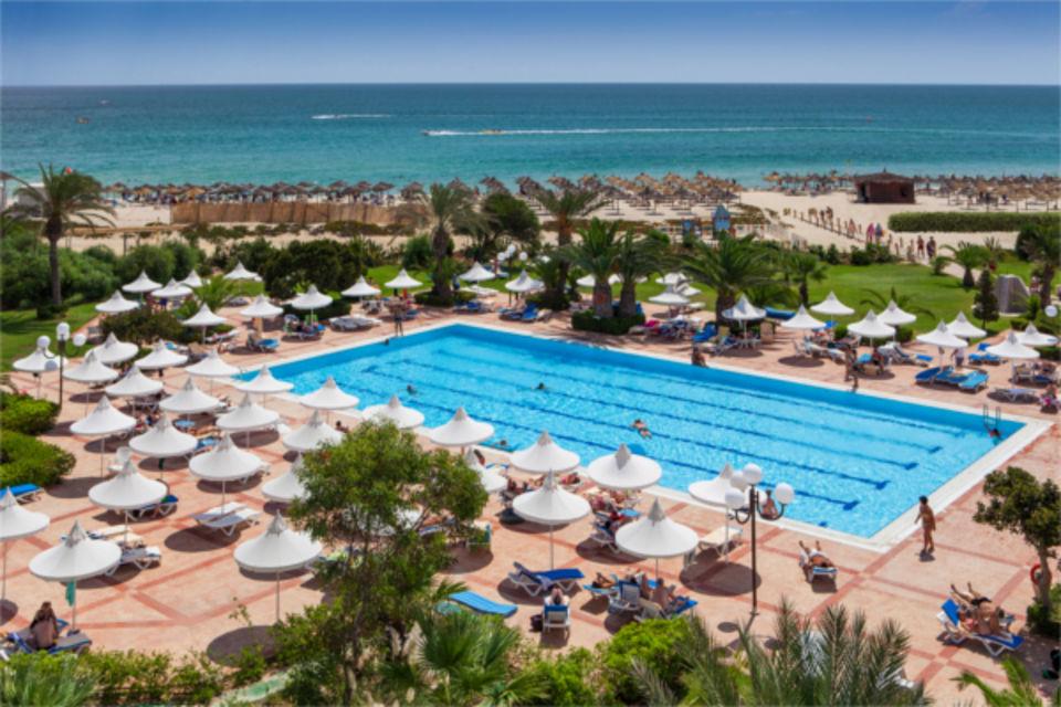 Hôtel Mondi Club Vincci Marillia Hammamet Tunisie