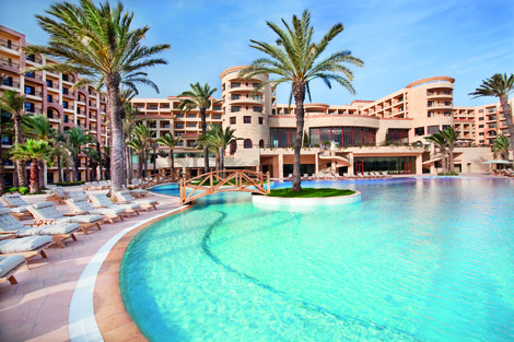 Hôtel Movenpick Resort & Marine Spa Sousse Monastir Tunisie
