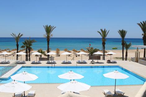 Tunisie-Tunis, Hôtel Omar Khayam 3*
