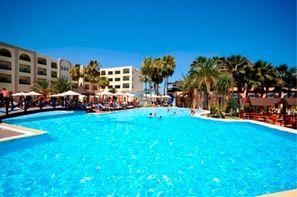 Tunisie-Tunis, Hôtel Paradis Palace 4*