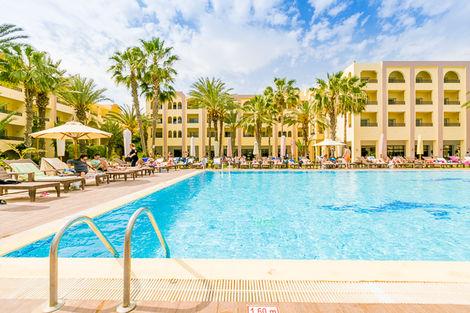 Tunisie-Tunis, Hôtel Paradis 4*