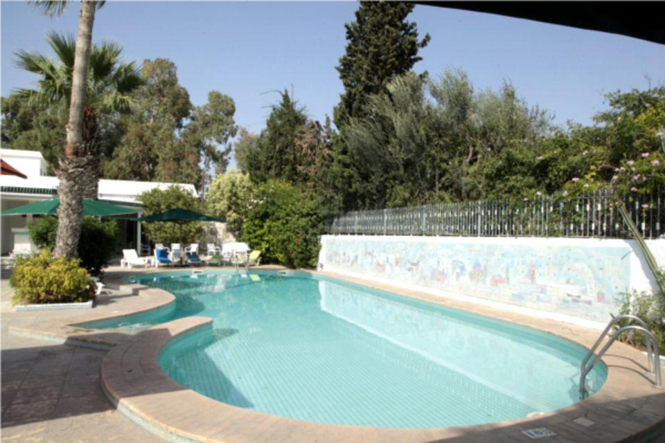 Hôtel Résidence Mahmoud Hammamet Tunisie
