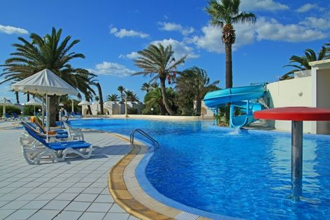 Tunisie-Tunis, Hôtel Royal Lido Resort & Spa 4*
