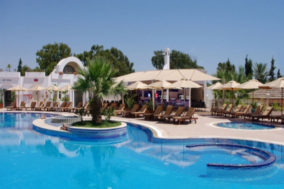 Hôtel Royal Nozha Hammamet Tunisie