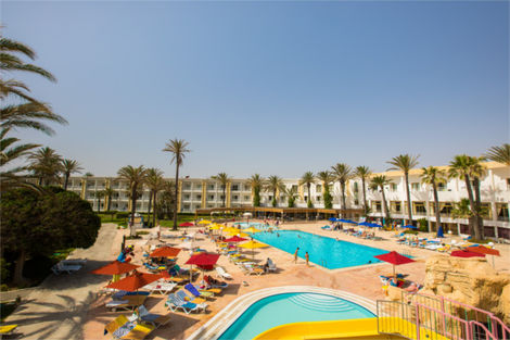 Tunisie-Tunis, Hôtel Ruspina 4*