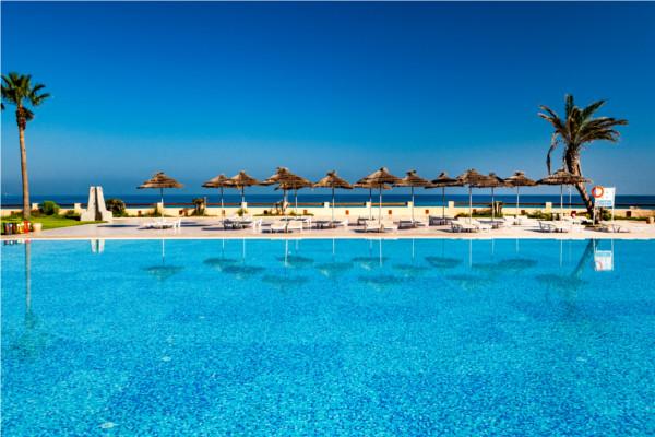 piscine - Skanes Family Resort Hotel Skanes Family Resort - All Inclusive4* Monastir Tunisie