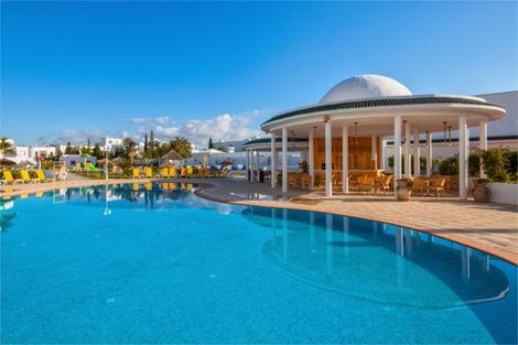 Tunisie-Tunis, Hôtel Zodiac 4*
