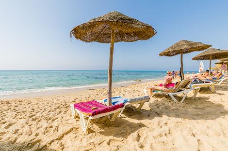 Tunisie-Tunis, Hôtel Mediterrannée Thalasso Golf 3*
