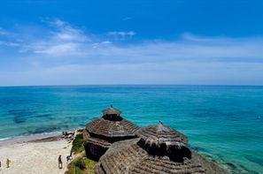 Tunisie-Tunis, Hôtel Novostar Premium Bel Azur Thalassa & Bungalows 4*
