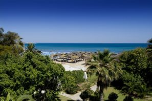 Tunisie-Tunis, Hôtel Orangers Beach Resort 4*