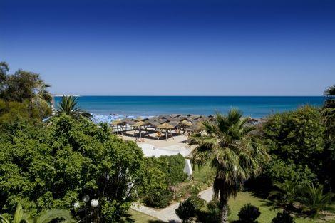 Tunisie-Tunis, Hôtel Orangers Beach Resort 4*