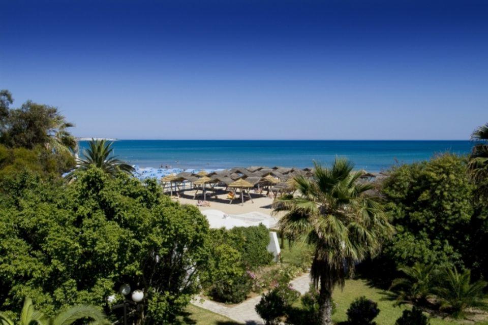 Hôtel Orangers Beach Resort Hammamet Tunisie