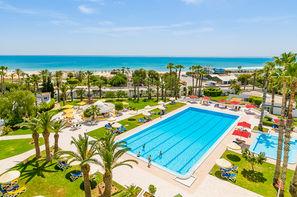 Tunisie-Tunis, Hôtel Eden Village Yadis Hammamet Club 4*