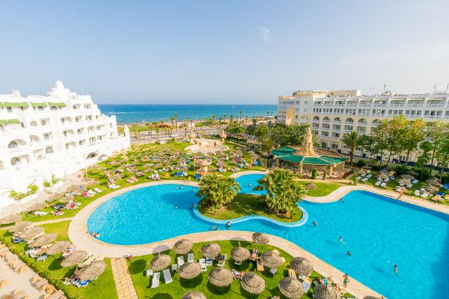 Tunisie : Hôtel Lella Baya
