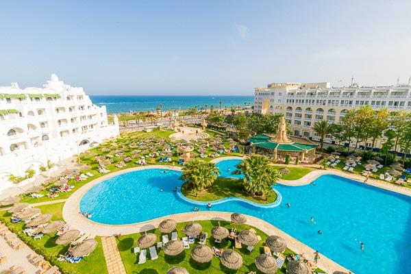 Séjour Tunisie - Hôtel Lella Baya
