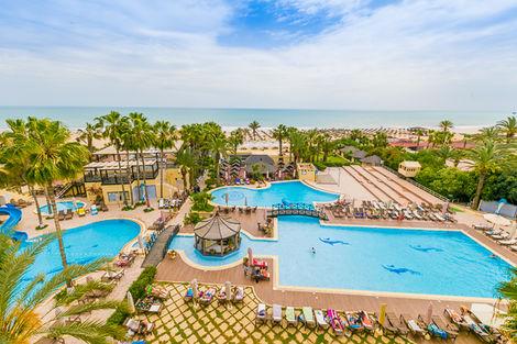 partir en vacances en fevrier : tunis