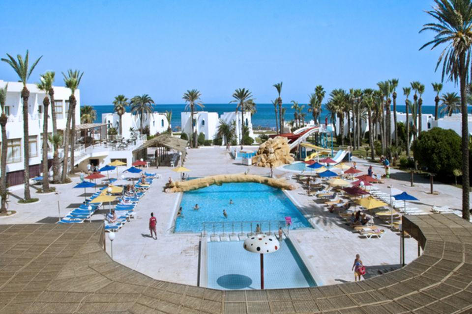 Hôtel Ruspina Monastir Tunisie