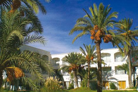 130 avis h tel zephir spa 4 promovacances for Hotel zephir spa djerba promovacances