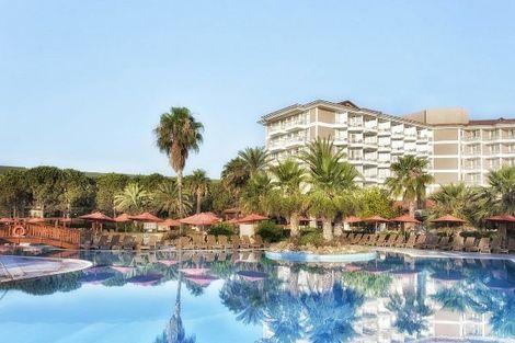 Turquie-Antalya, Hôtel Akka Alinda 5*