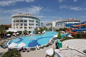 Turquie-Antalya, Hôtel Alba Queen 5*