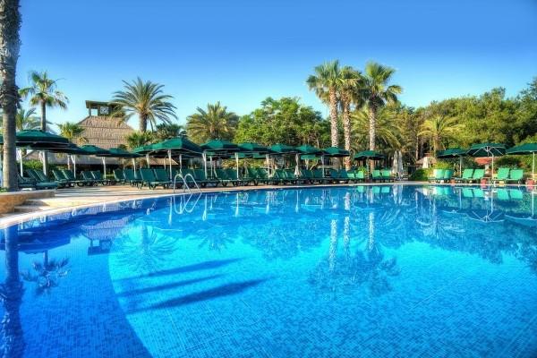 Vente flash Antalya Hôtel Amara Club Marine Nature 5*