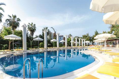 Turquie : Club Aqua Plaza
