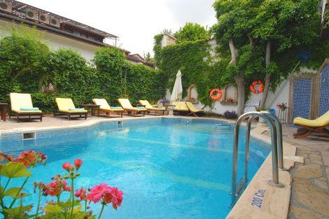 Turquie-Antalya, Hôtel Aspen 3*