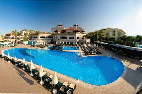 Turquie-Antalya, Hôtel Aydinbey Famous 5*