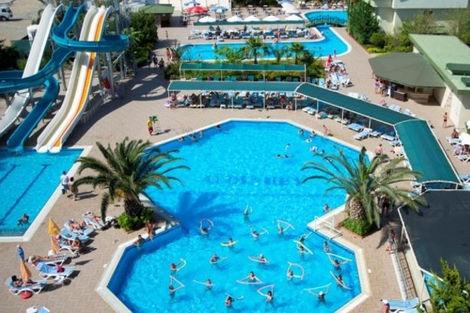 Turquie-Antalya, Hôtel Aydinbey Gold Deams 5*