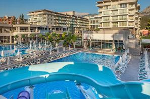 Turquie-Antalya, Hôtel Barut Kemer 5*