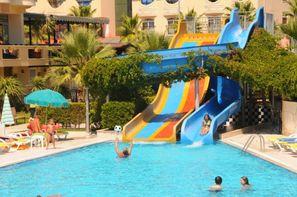 Turquie-Antalya, Hôtel Camyuva 4*