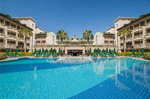 Turquie-Antalya, Hôtel Can Garden 5*