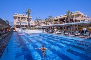 Turquie-Antalya, Hôtel Crystal Deluxe 5*