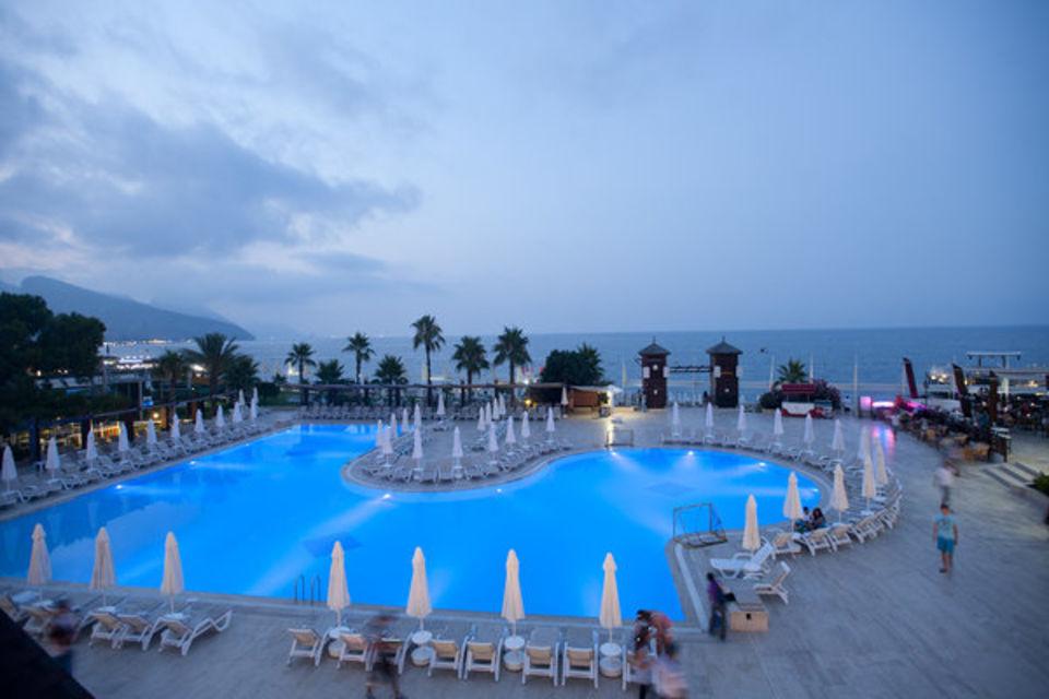Hôtel Crystal Flora Beach Resort Antalya Turquie