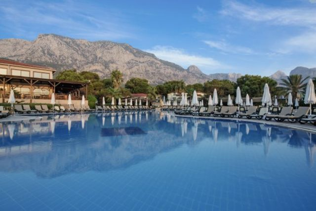 Turquie : Hôtel Crystal Flora Beach Resort