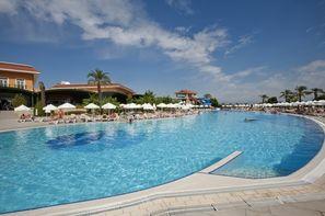 Turquie-Antalya, Hôtel Crystal Paraiso Verde 5*
