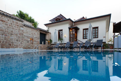 Turquie-Antalya, Hôtel Dogan 3*
